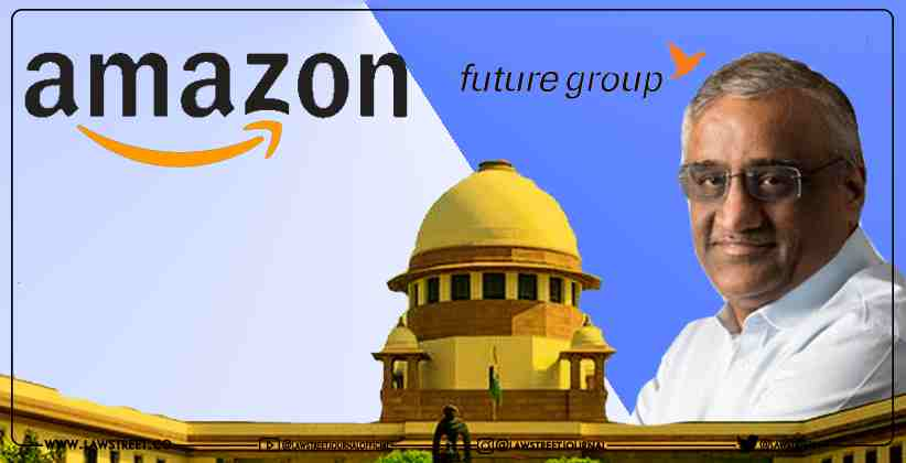Amazon requests Supreme Court to stay HC…