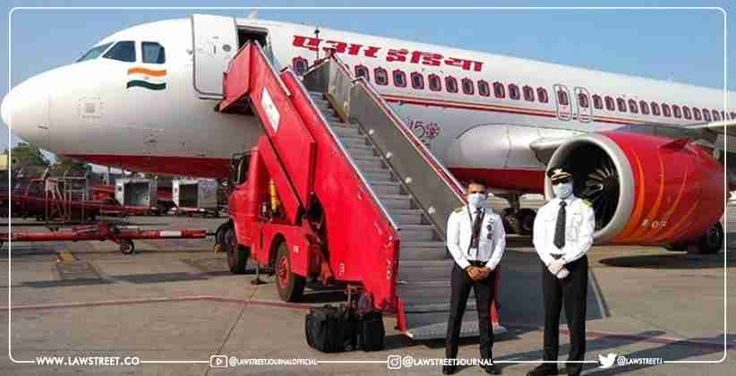 Air India Cancels Flights from and to the UK