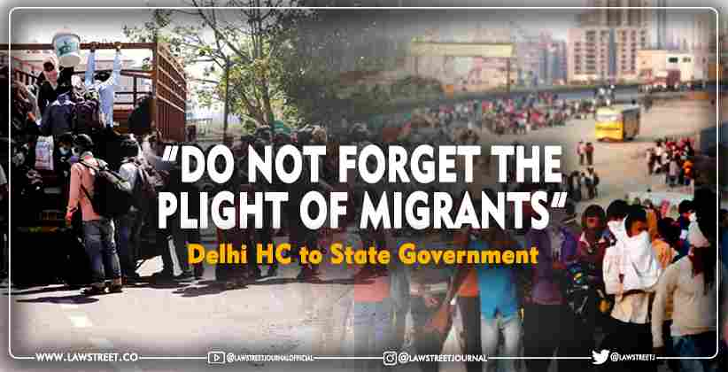 'Do not forget the plight of migrants':…
