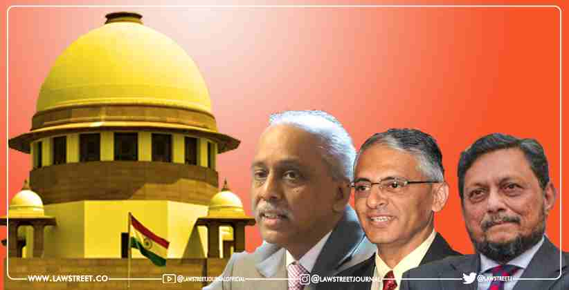 ' Make representation to the Law Ministry':Supreme…