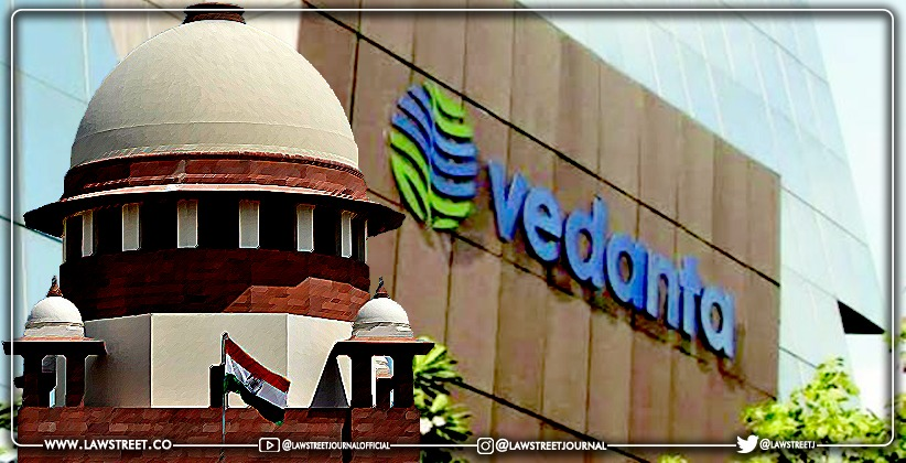 Vedanta Seeks Supreme Court Permission to Reopen Sterlite Plant for Oxygen Production; Centre Supports