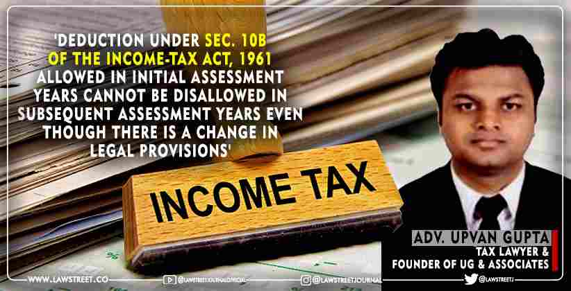 Deduction under Income-tax Act allowed