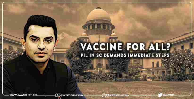Vaccine for all?: PIL in SC demands immediate…