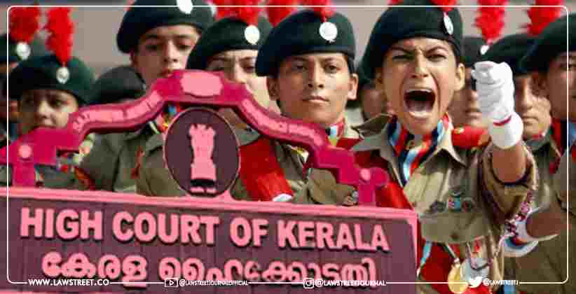 Findings Dissolve Classifications in NCC based on Gender: Intervenor Appeals against the Kerala High Court NCC Ruling Allowing Enrollment to  Trans persons