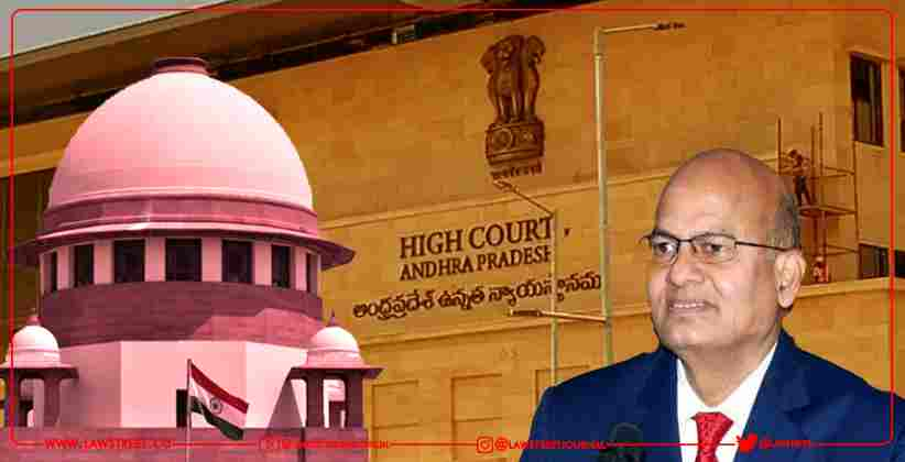 Supreme Court to Pronounce Judgment on Justice Eshwaraiah's Challenge Against AP HC's Enquiry into Alleged 'Phone Call Conspiracy' next week