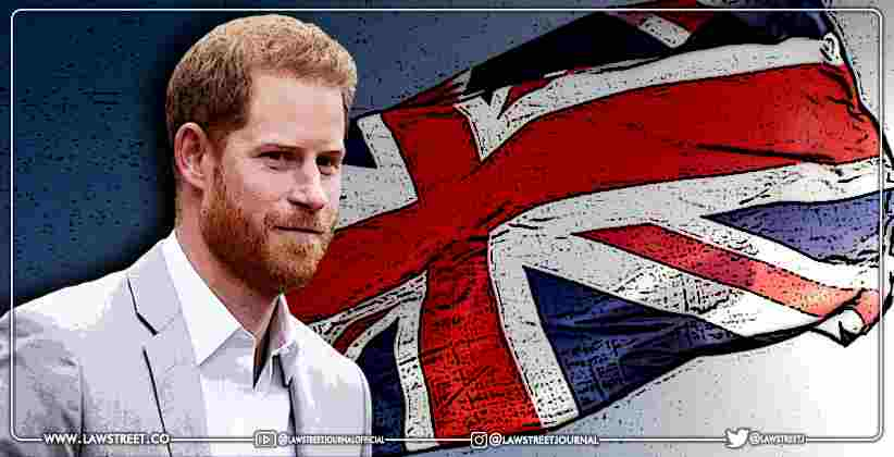 Woman's petition seeking action against Prince Harry for promising to marry her dismissed by Punjab & Haryana HC [READ ORDER]