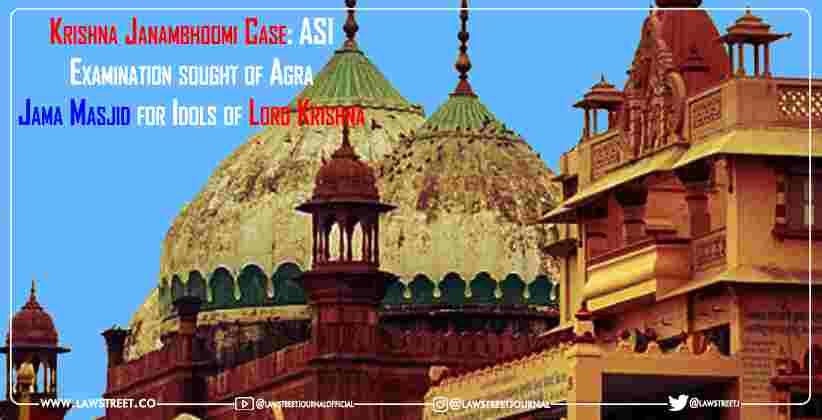 Krishna Janambhoomi Case: ASI Examination…