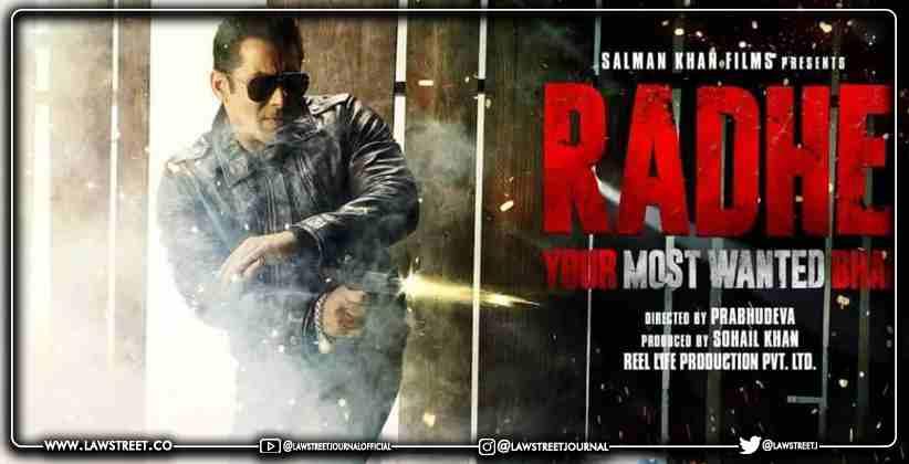 Salman Khan Movie Radhe Delhi hc