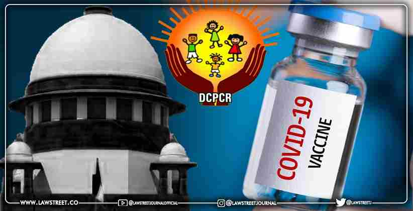 Delhi Commission for Protection of Child Rights Files Petition in SC Seeking Directions for Initiation of Covid-19 Vaccination for Pregnant Women [READ ORDER]