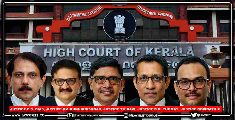Five Additional Judges Sworn-in as Permanent Judges of Kerala High Court