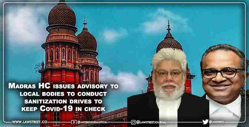 Madras High Court issues advisory to local…