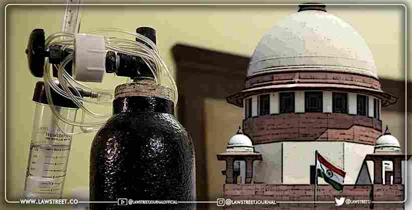 Release Of Oxygen Cylinders, Remdesivir, Oximeters Lying In Judicial Custody