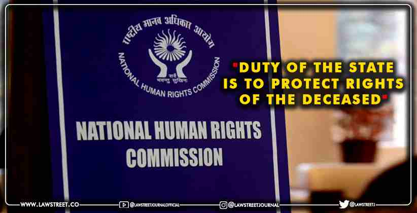 """Duty of the State is to Protect Rights…"