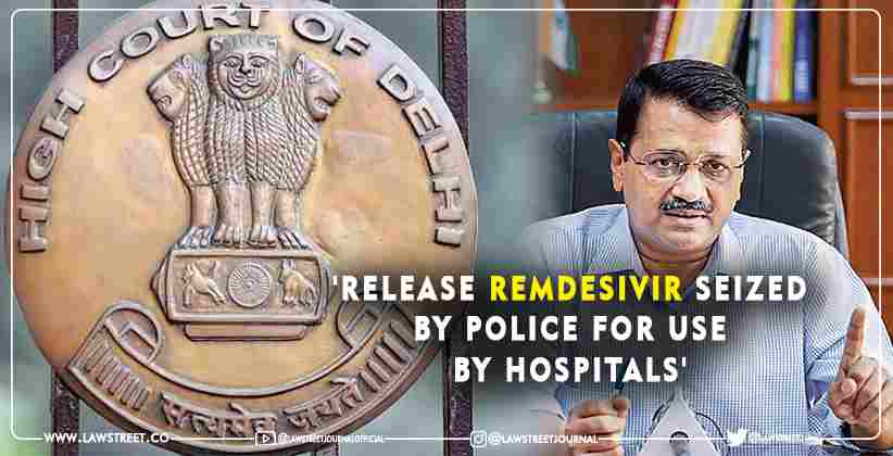 Remdesivir Covid Vaccine, Aap Government