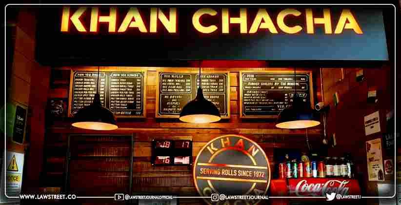 Khan Chacha Restaurant Oxygen Concentrators Seized