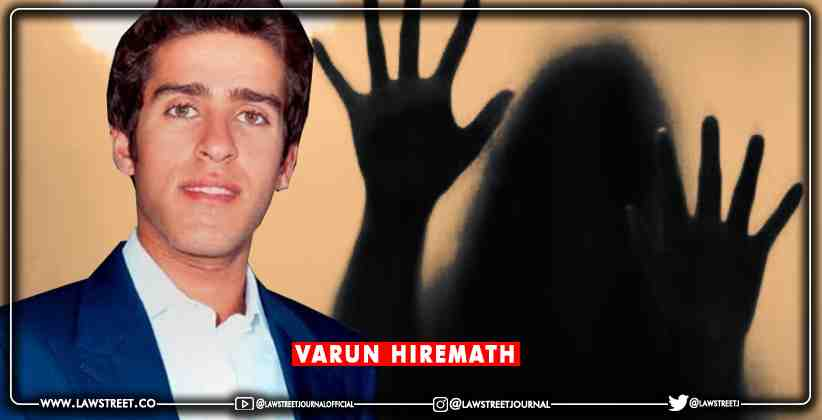 Varun Hiremath Rape Case anticipatory bail