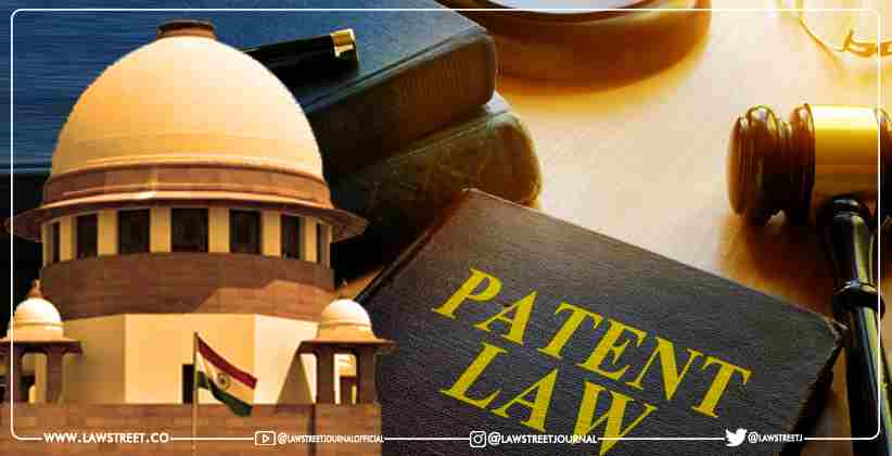 """Exercising power under Patent Act over…"