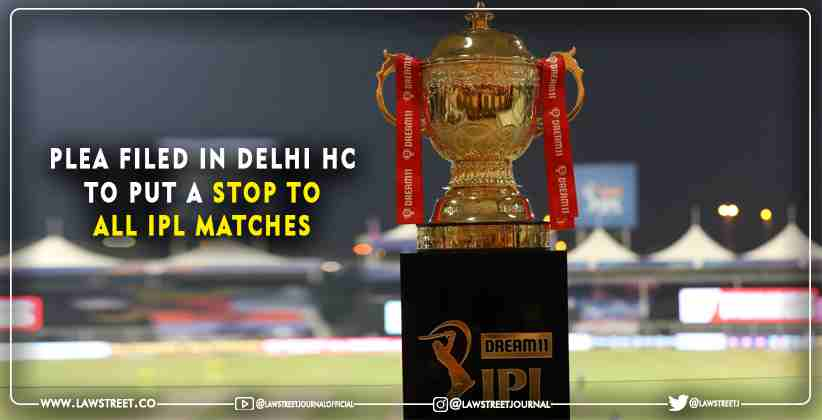 Delhi High Court IPL matches