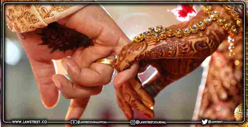 validity of marriage cannot be a ground for denial of protection
