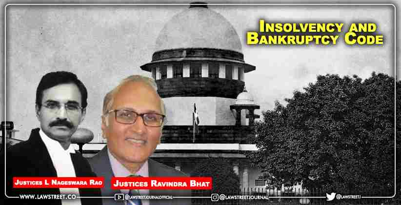 Supreme Court upholds provisions of Insolvency and Bankruptcy Code on the insolvency of personal guarantors