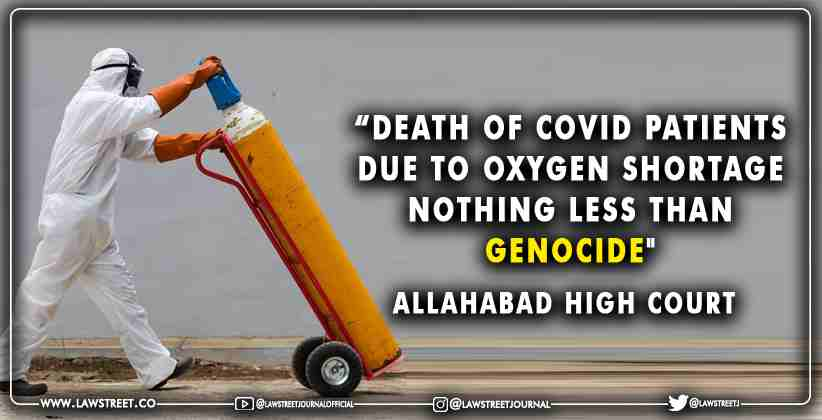 """Death of COVID patients due to Oxygen shortage…"