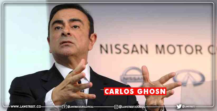 Dutch Court to rule on Carlos Ghosn