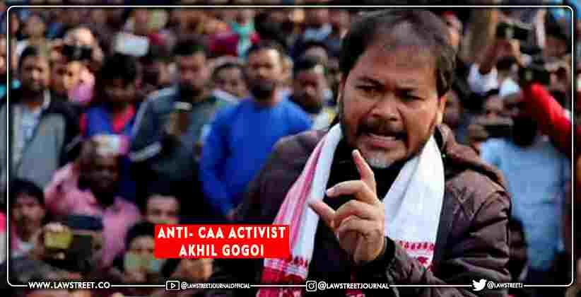 NIA court grants permission to jailed anti- CAA activist Akhil Gogoi