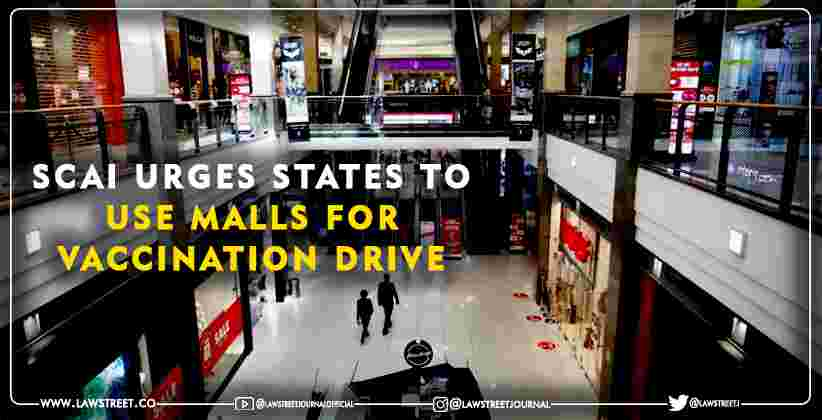 malls for vaccination drive
