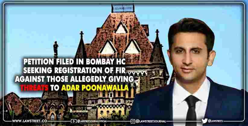 Bombay HC Adar Poonawalla Serum institute