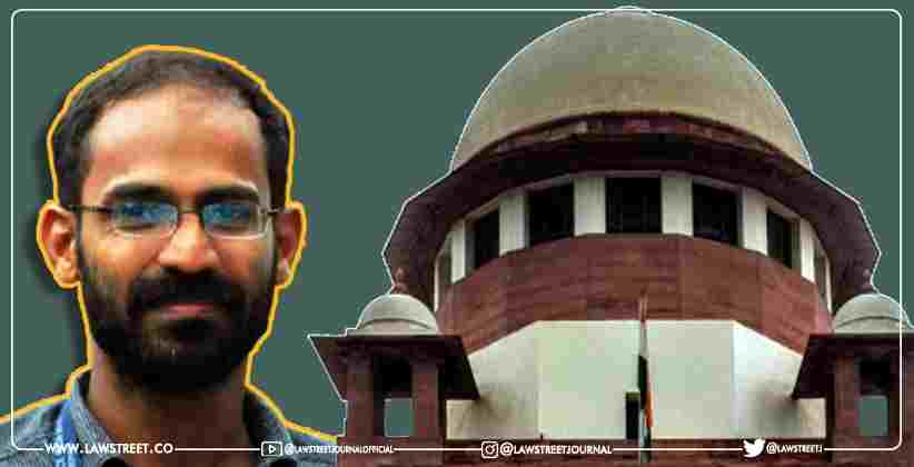 Siddique Kappan's Wife Sends Notice to UP Govt. Alleging Non-Compliance of SC's Order, Providing Misleading Info About His Medical Condition