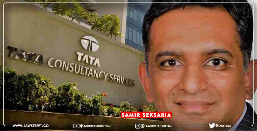Samir Seksaria new CFO of Tata Consultancy Services as V. Ramakrishnan retires