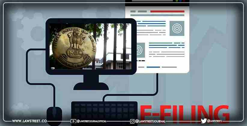 Districts Courts to accept e-filing of caveats as long as the e-filing portal is operative- Delhi High Court [READ ORDER]