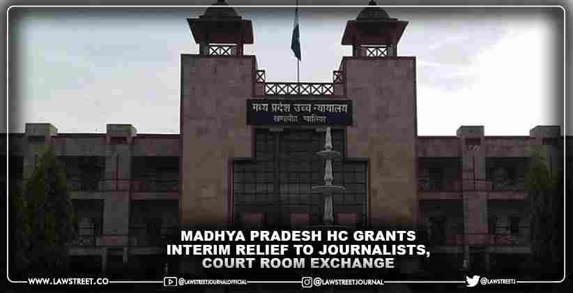 Madhya Pradesh High Court Grants Interim…