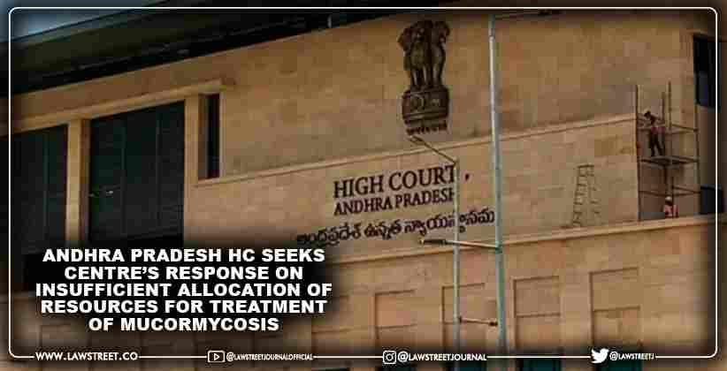 Andhra Pradesh High Court seeks Centre's…