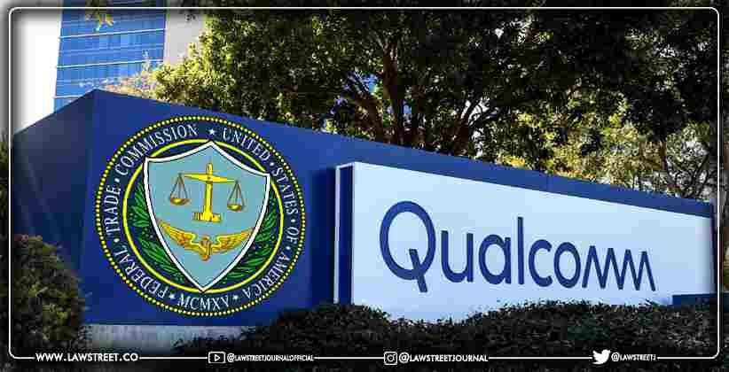 US FTC drops anti-trust case against Qualcomm