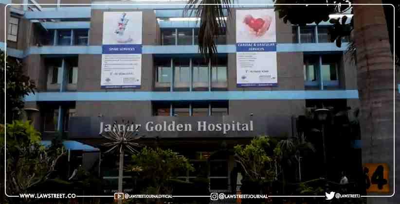 COVID Deaths Jaipur Golden Hospital
