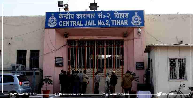 Tihar Jail Inmate forced to chant Jai Shree Ram