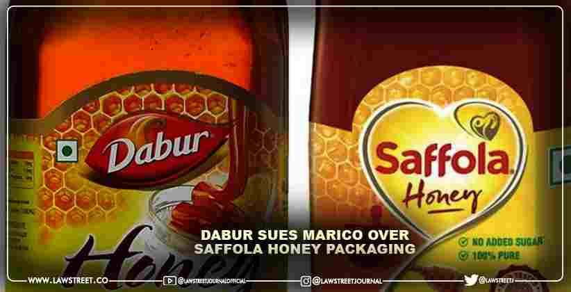Dabur sues Marico over Saffola Honey packaging