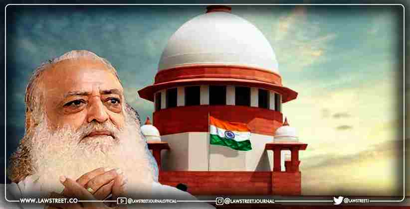 """""""Revenge killing of victim, her family and eye-witnesses will be organized if granted bail to Asaram Bapu"""": Victim's father moves Supreme Court"""