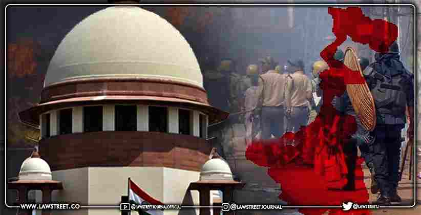 State makes submissions before the Supreme Court in Post-Polish Violence Case in West Bengal