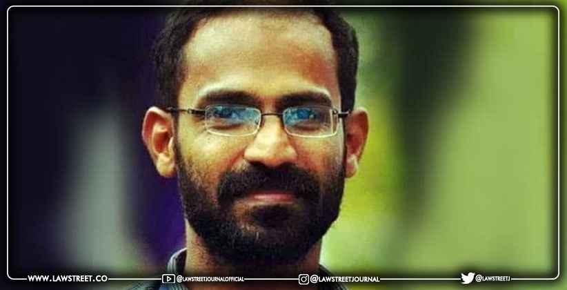 journalist Siddiqui Kappan Mathura District Court