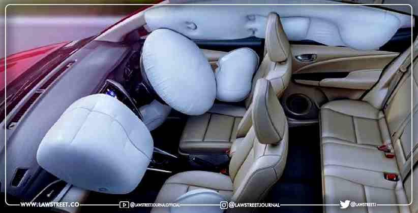 Front Seat Airbags In Existing Car Models