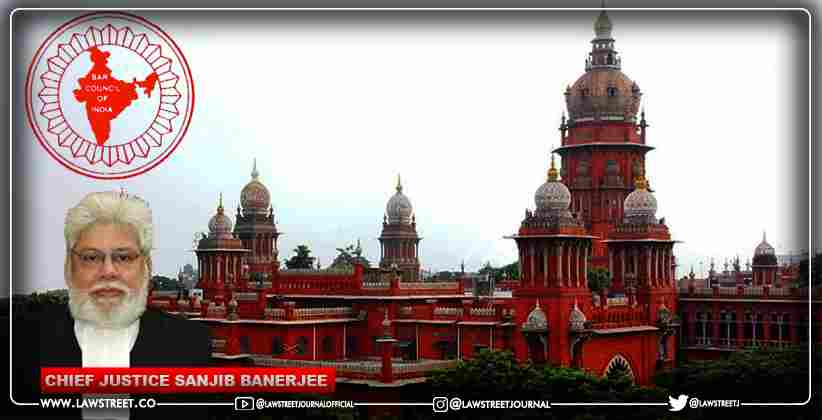 Chief Justice Sanjib Banerjee of Madras High Court urges BCI to take serious view of matter dealing with the quality of legal education.