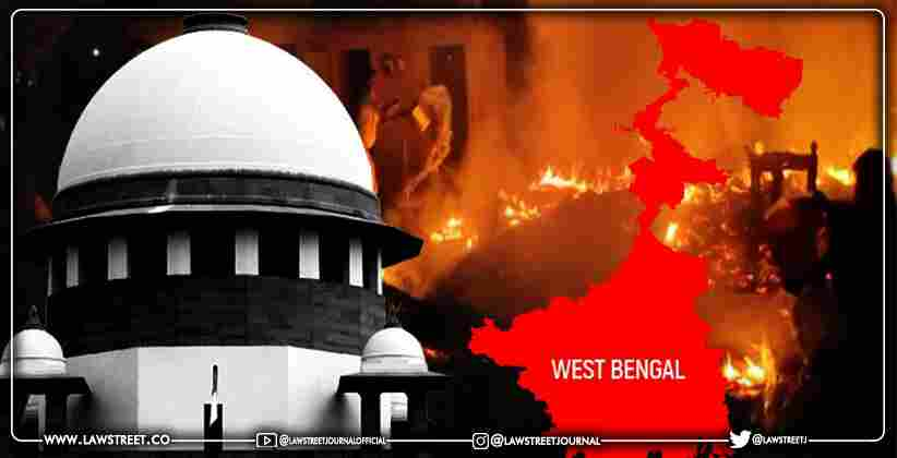 West Bengal Post Poll Violence: Supreme…