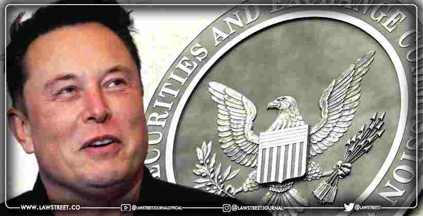 Elon Musk's tweets allegedly breach a court order established as part of a settlement with the Securities and Exchange Commission