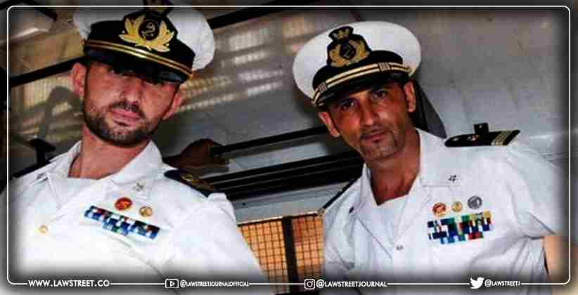 Centre deposits Rs 10 crore compensation obtained from Italy in the Fishermen Killing Case with the Apex Court