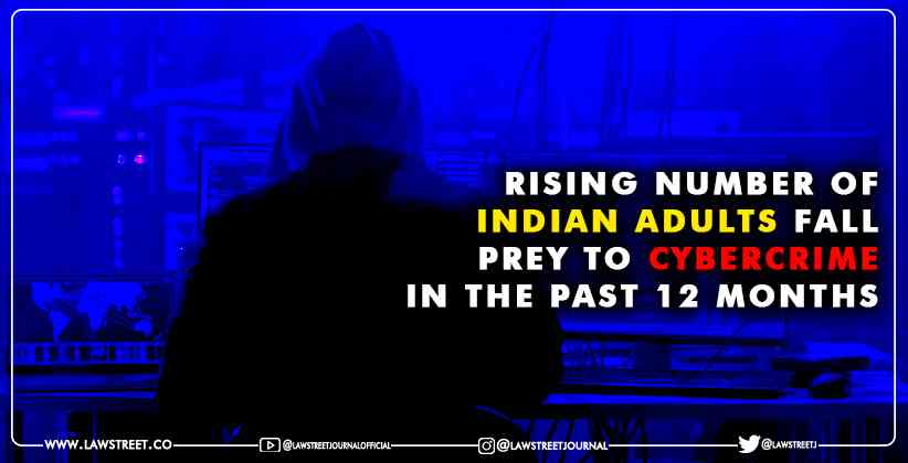 Indian adults fall prey to cybercrime