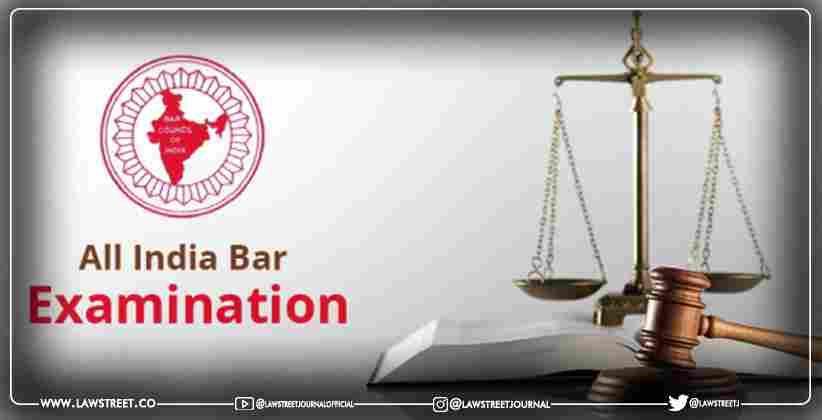 Bar Council Extends AIBE-XVI Application Deadline till July 15, 2021