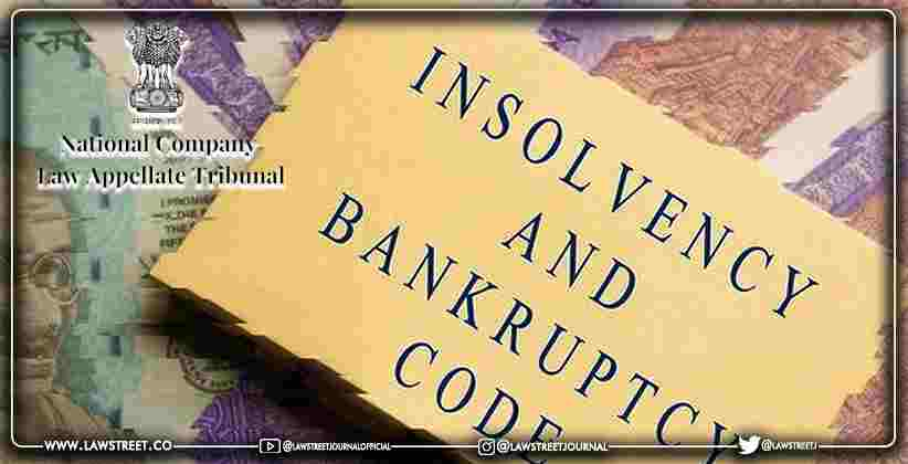 Under the IBC, Is a Stock Broking Company a Financial Service Provider? ; NCLAT to Investigate