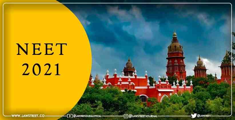 Madras High Court Petitions NEET